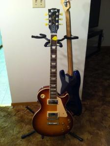 My 2012 Les Paul Traditional