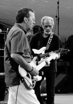 Cale and Clapton